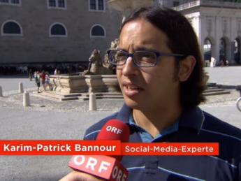 Karim Bannour Interview ORF